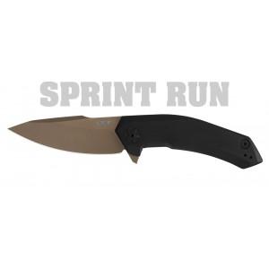 Zero Tolerance 0095TANBLK Knife on Sale