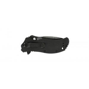 Zero Tolerance Unisex Blackwash Folder Knife - 0350Bw on Sale